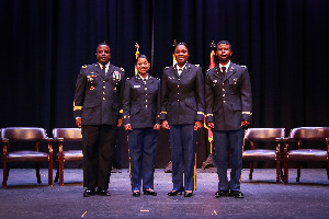Officer Commissioning