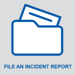 File An Incident Report