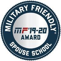 ECSU Ranked as Military Spouse Friendly School in 2019